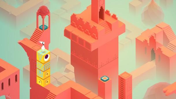 Siêu phẩm giải đố Monument Valley bất ngờ miễn phí trên iOS