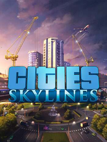 Buy Cities: Skylines Steam key for a Cheaper Price | ENEBA