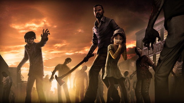 New THE WALKING DEAD: THE TELLTALE DEFINITIVE SERIES Trailer Released;  Skybound Confirms Release Date
