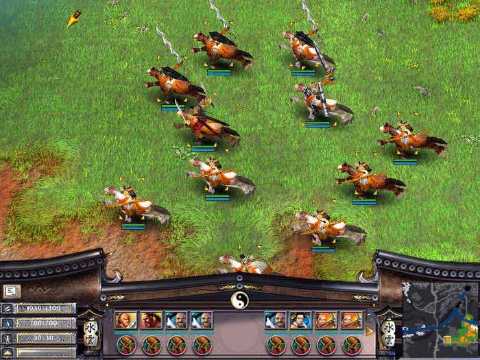 Battle Realms (Phần 1 và 2) – Danh Bạ Game™
