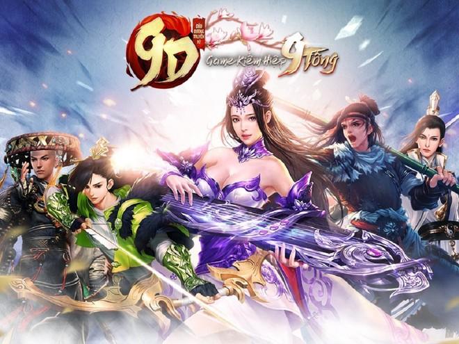Cửu Dương Truyền Kỳ chuẩn bị công phá làng game Việt | Tin tức | Game |  Thanh Niên