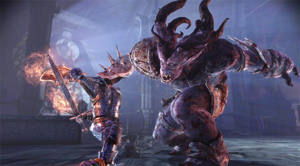 Game nhập vai Dragon Age: Origins (RPG) phát hành bởi Electronic Arts
