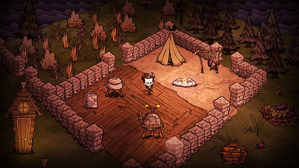 Game Don't Starve thuộc thể loại indie hay nhất 2013