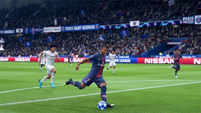 Hướng dẫn cách chuyền bóng trong game bóng đá FIFA 20
