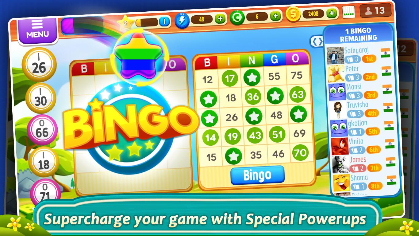 Bingo: Classic HD Bingo Game cho Android - Tải về APK