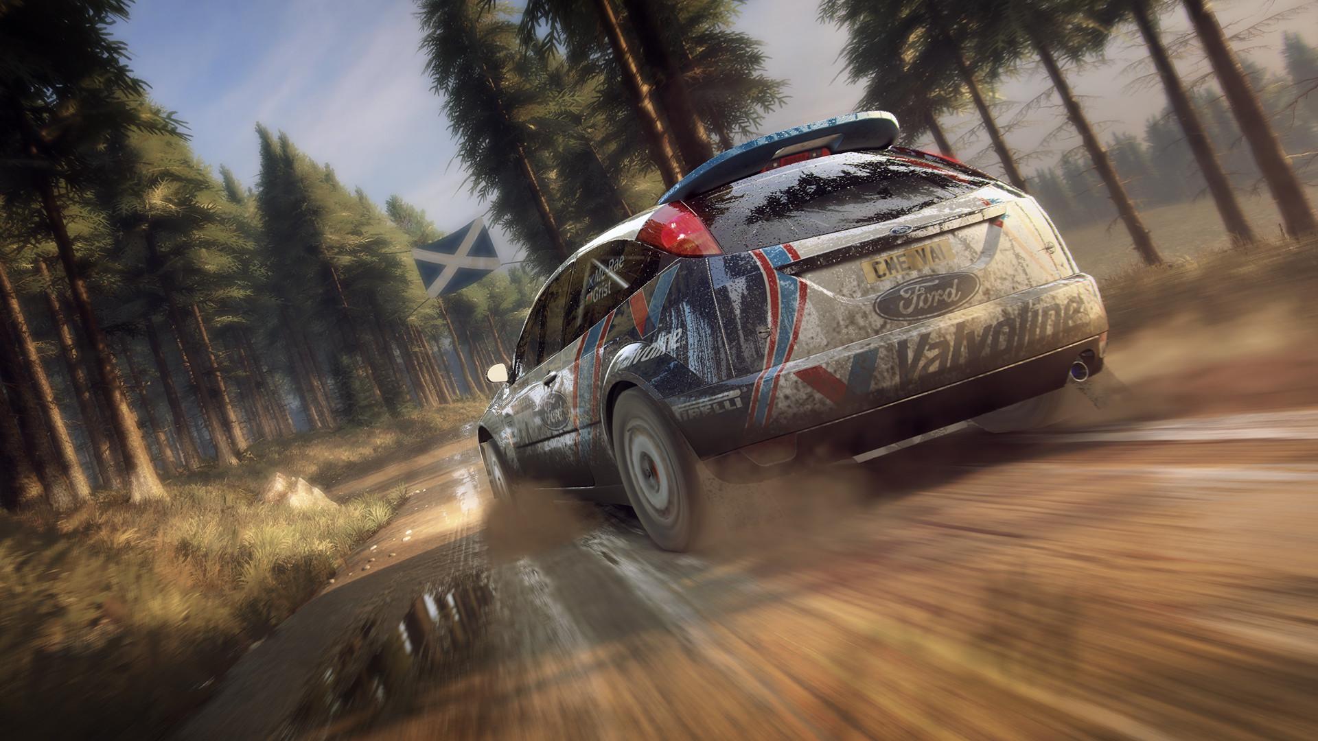 DiRT Rally 2.0 - Colin McRae: FLAT OUT Pack trên Steam