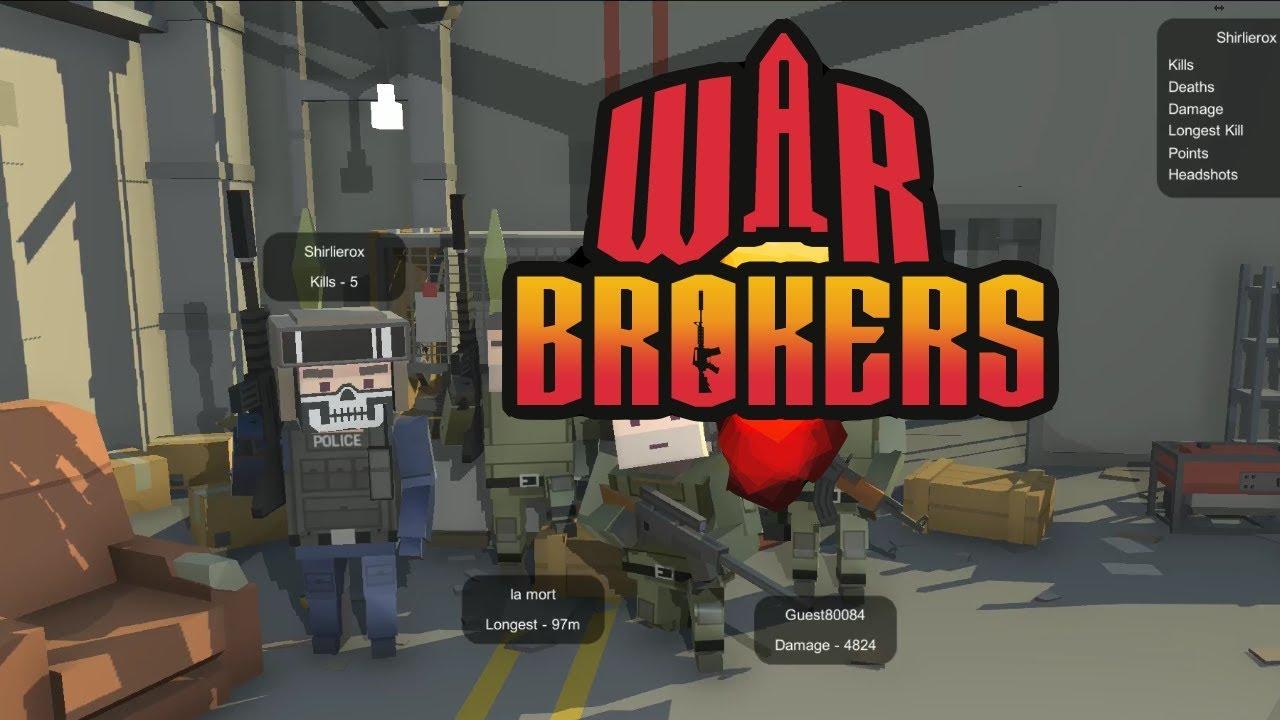War brokers io - Player customisation - War brokers io tutorial - YouTube