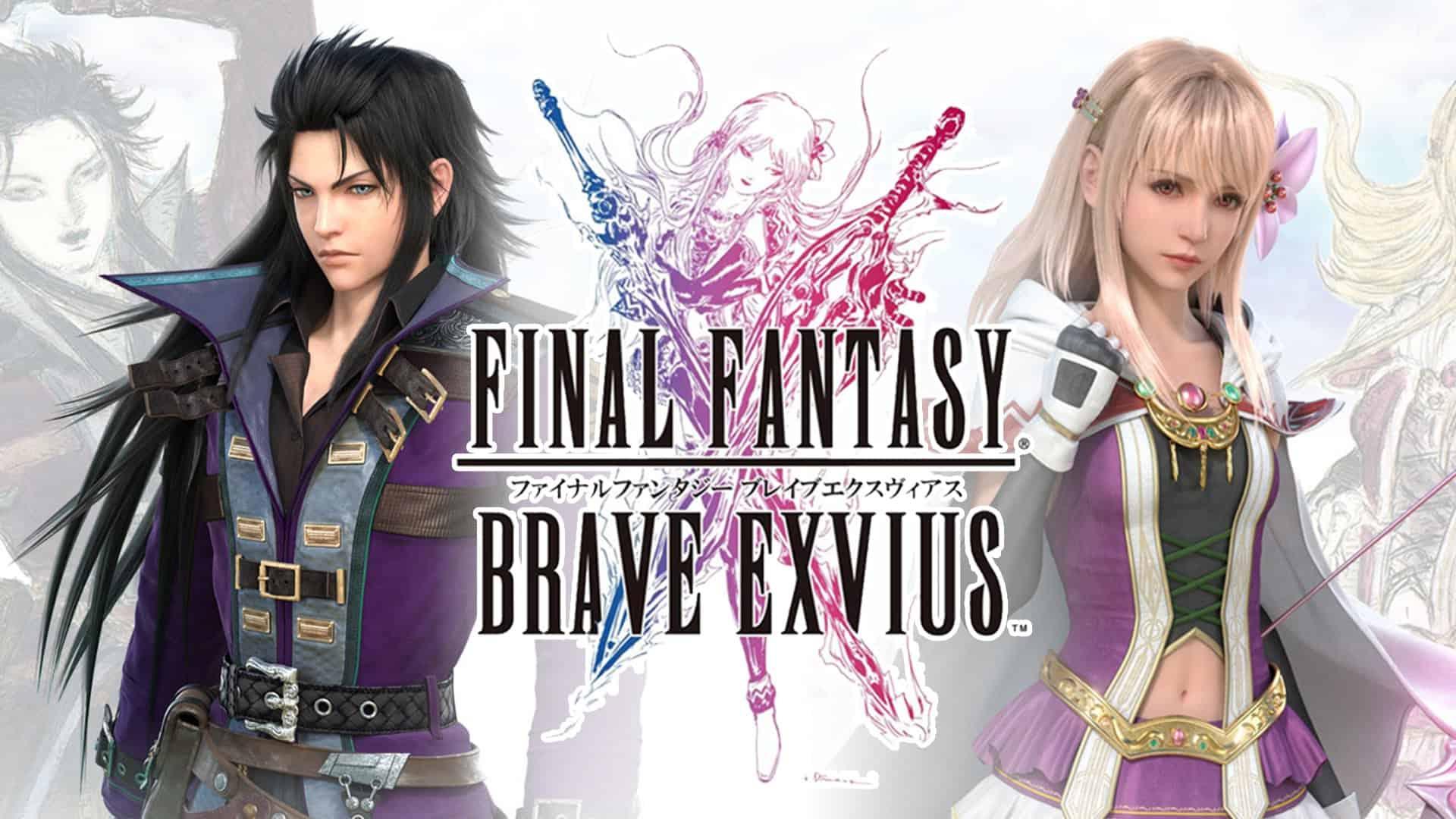 Final Fantasy Brave Exvius đạt 20 triệu lượt tải trên toàn thế giới – Final  Fantasy Fan Club VN