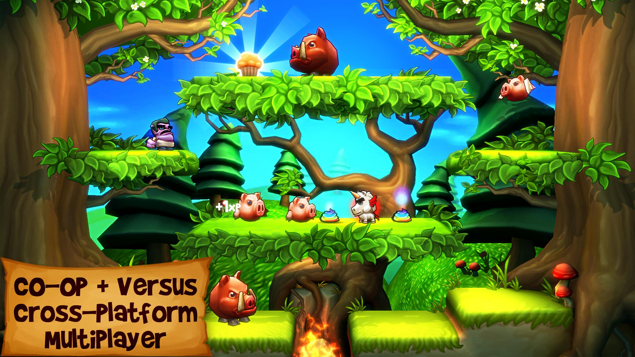 Muffin Knight FREE for Android - APK Download
