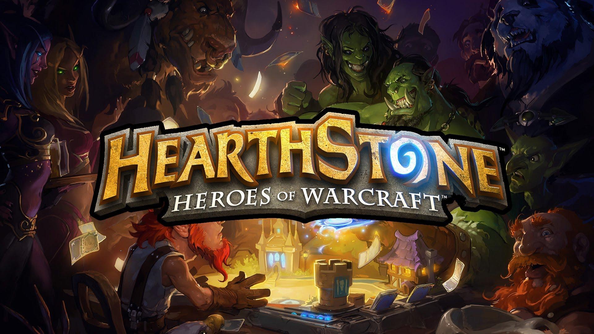 Hearthstone có một nhà vô địch thế giới mới, nhưng không ai nhận ra nó »Hãy  nói về trò chơi điện tử