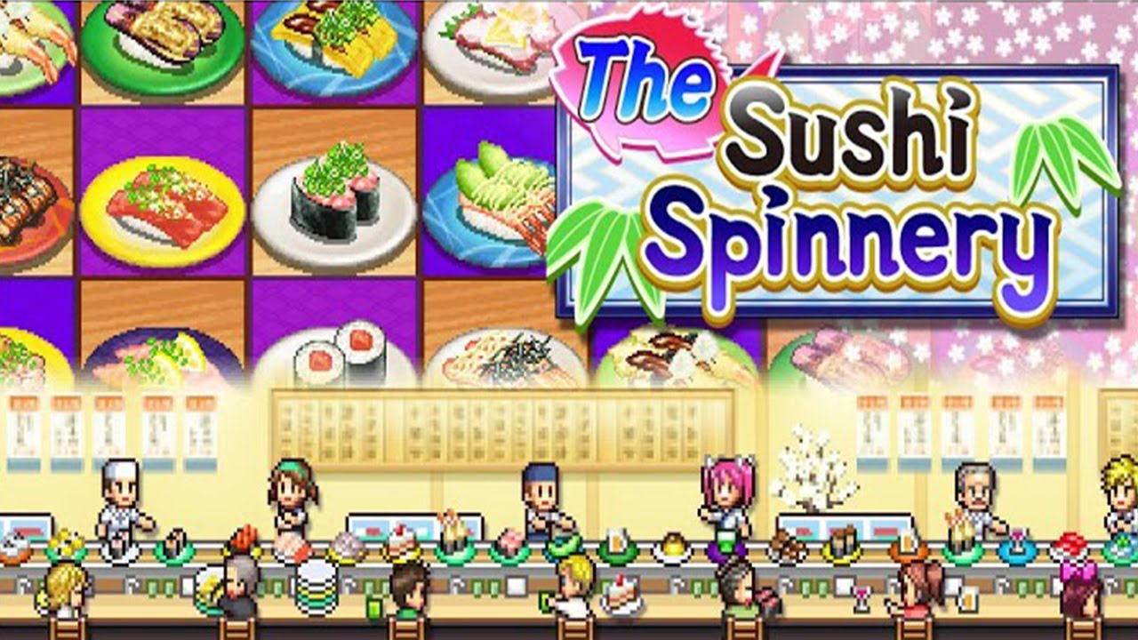 The Sushi Spinnery - Universal - HD Gameplay Trailer - YouTube