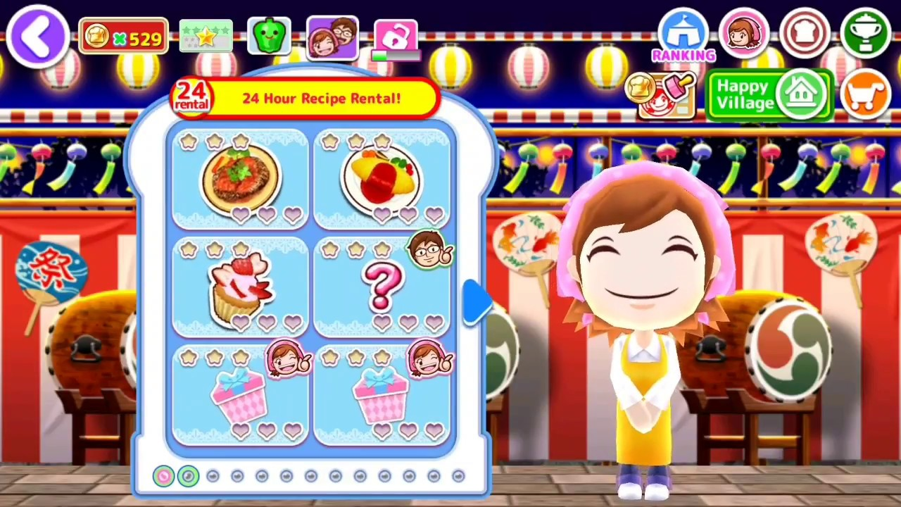 COOKING MAMA Let's Cook! Gameplay | Download For Android - YouTube