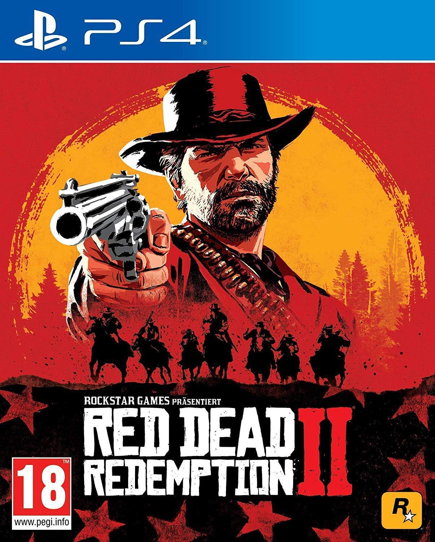 Mua Red Dead Redemption 2 (PS4) trên Amazon Mỹ chính hãng 2021 | Fado