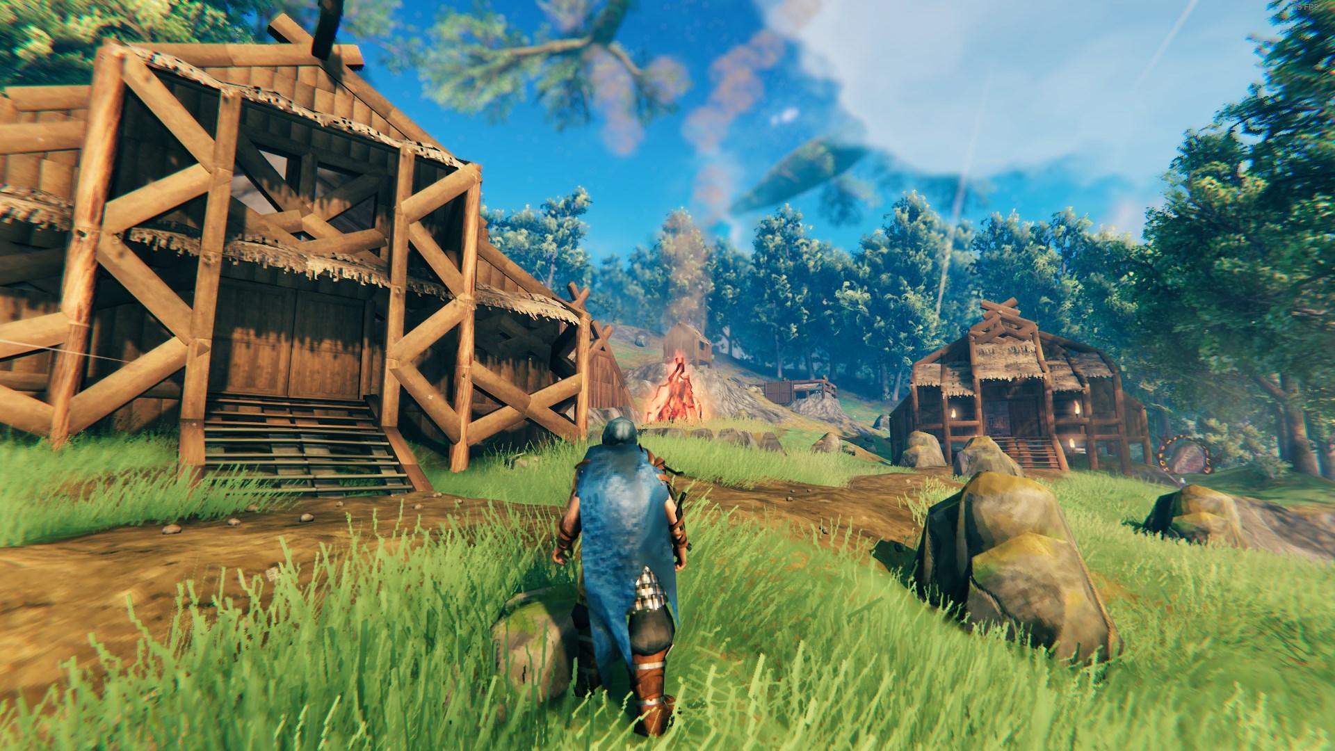 Valheim: Tựa game sinh tồn bán được hơn 4 triệu bản trong 3 tuần