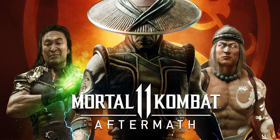 Tải Mortal Kombat 11: Aftermath Full DLC Miễn Phí [101.7GB - Chiến Ngon] -  Khí Phách