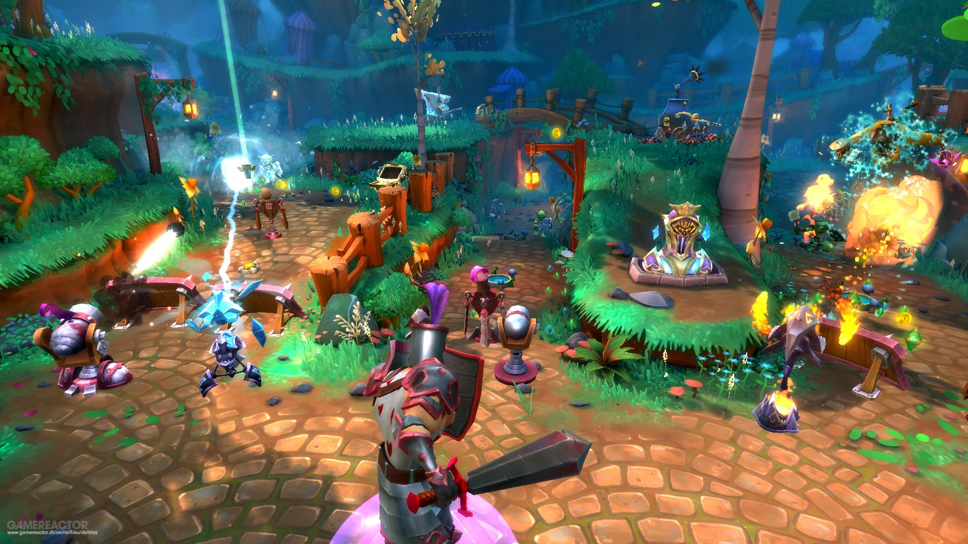Dungeon Defenders II hits Steam Early Access December 5
