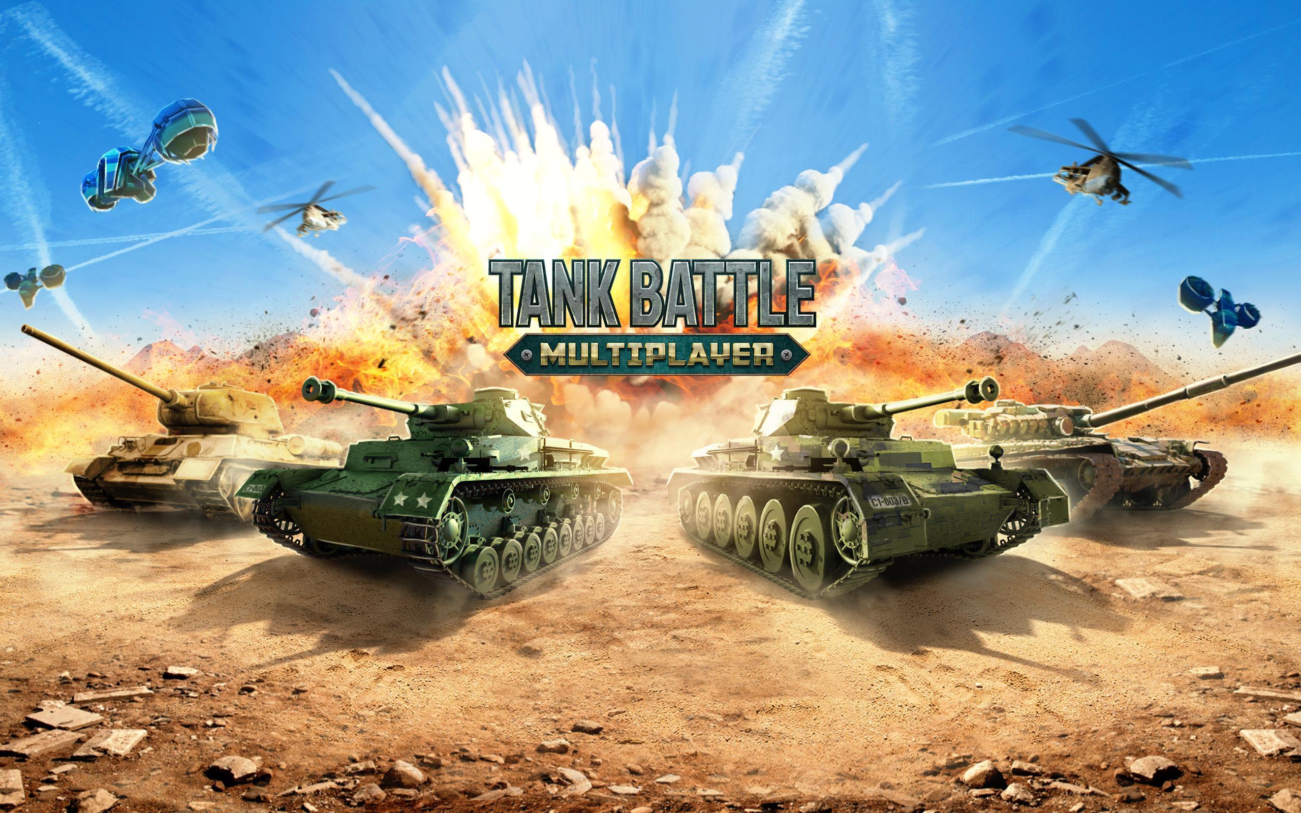 Tank Battle cho Android - Tải về APK