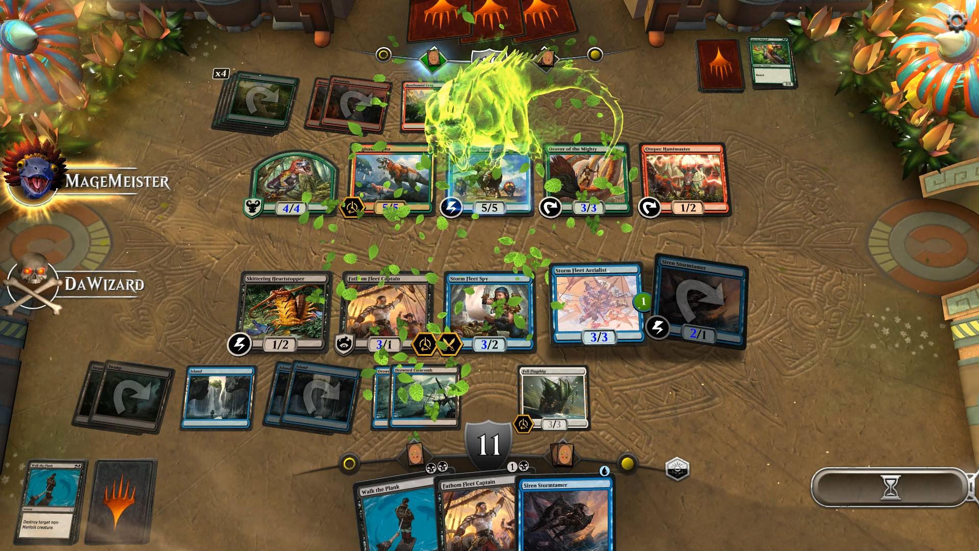Magic: The Gathering Arena - Siêu phẩm game thẻ bài mới toanh