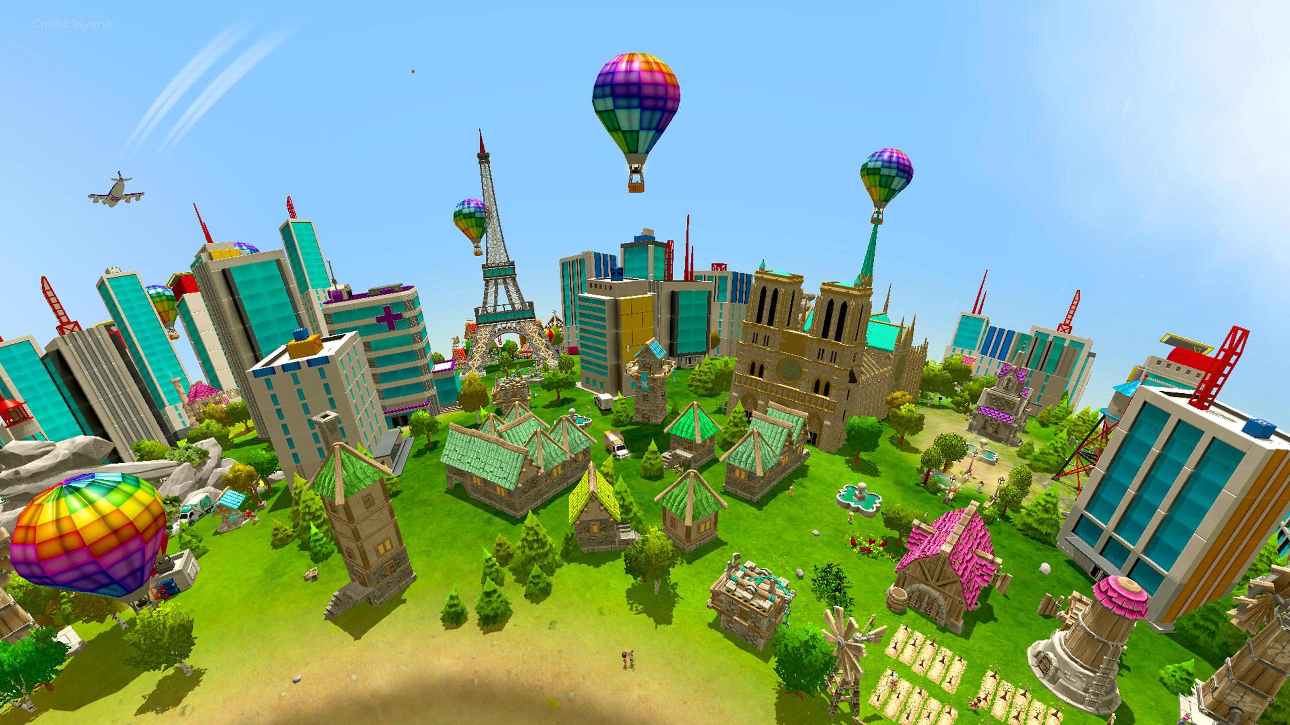 The Universim - Tai game   Download game Chiến thuật