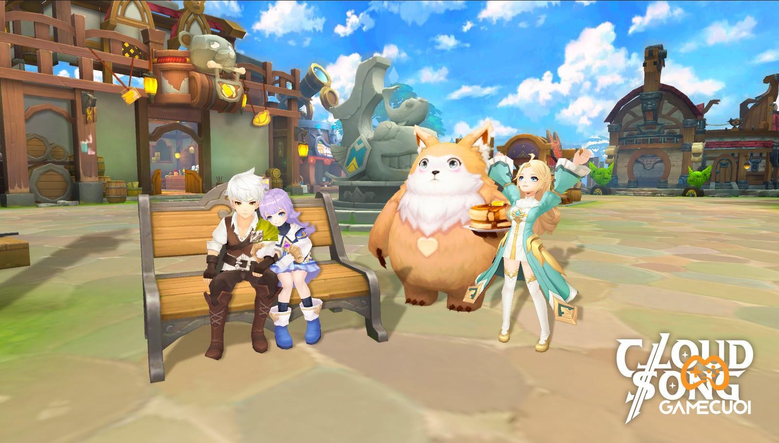 Review tựa game Cloud Song VNG hay nhất