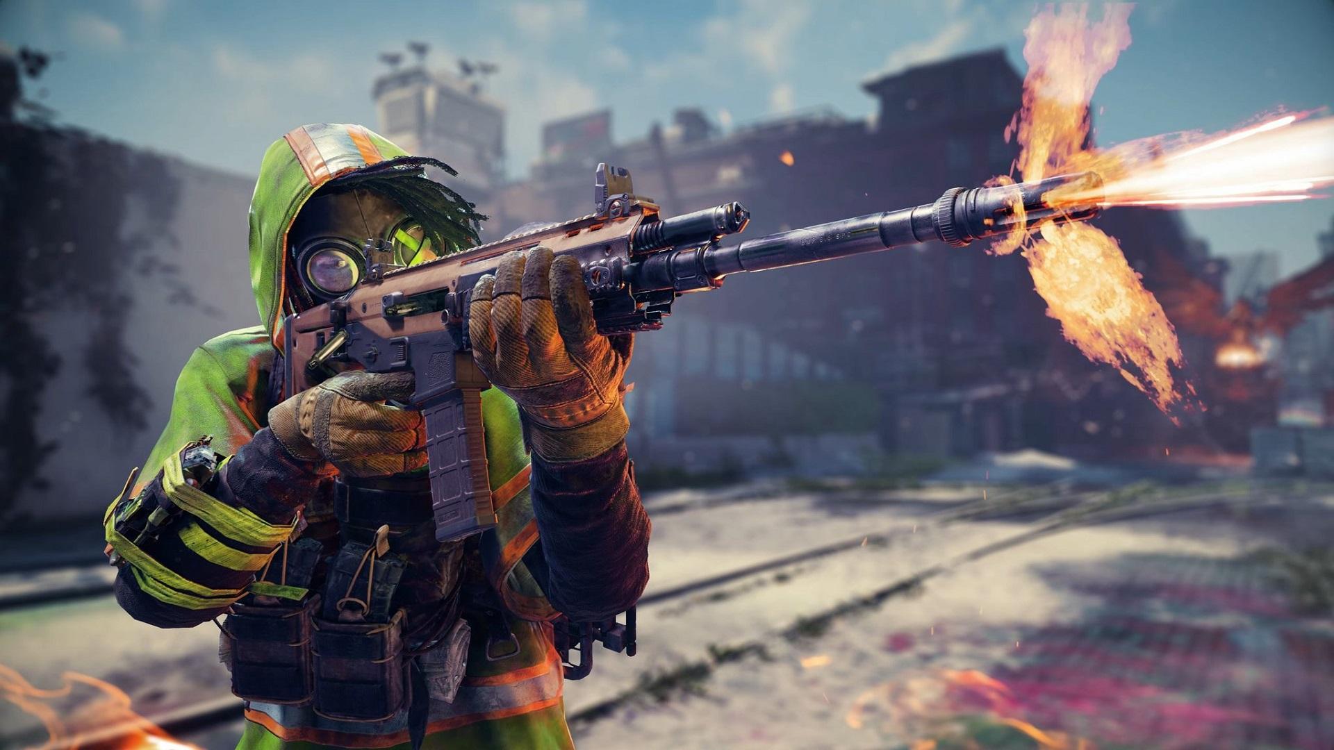 Trải nghiệm game Xdefiant nhập vai bắn súng