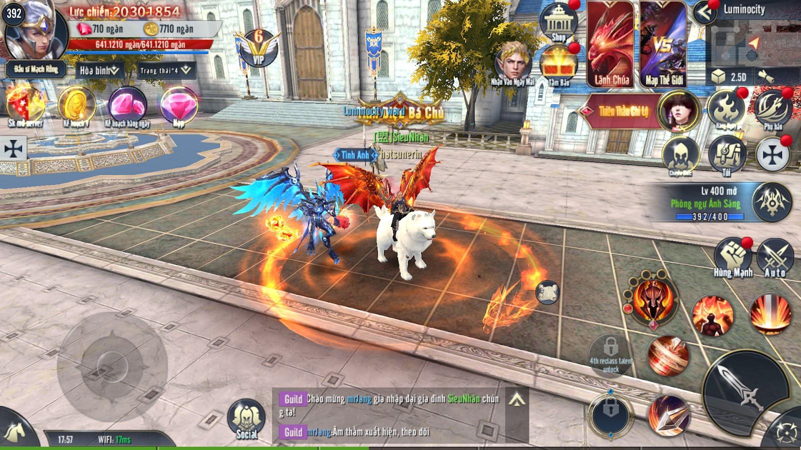 Vùng Đất Bí Ẩn - Land Of Doran Việt Nam sở hữu gameplay đột phá cỡ nào
