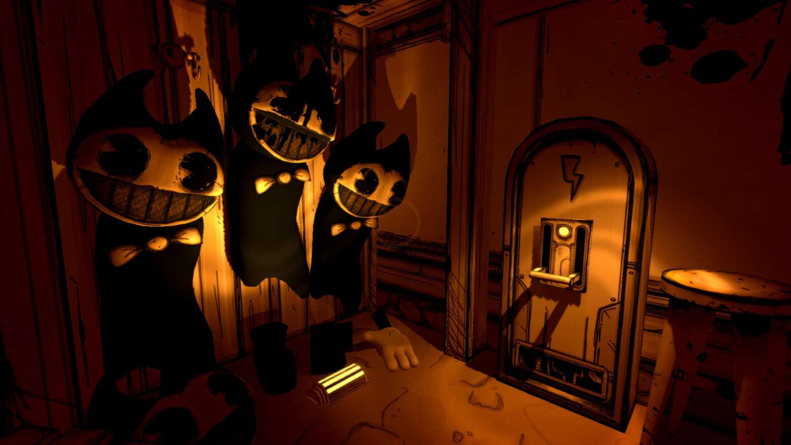 Bendy and the Ink Machine Review - Gamereactor
