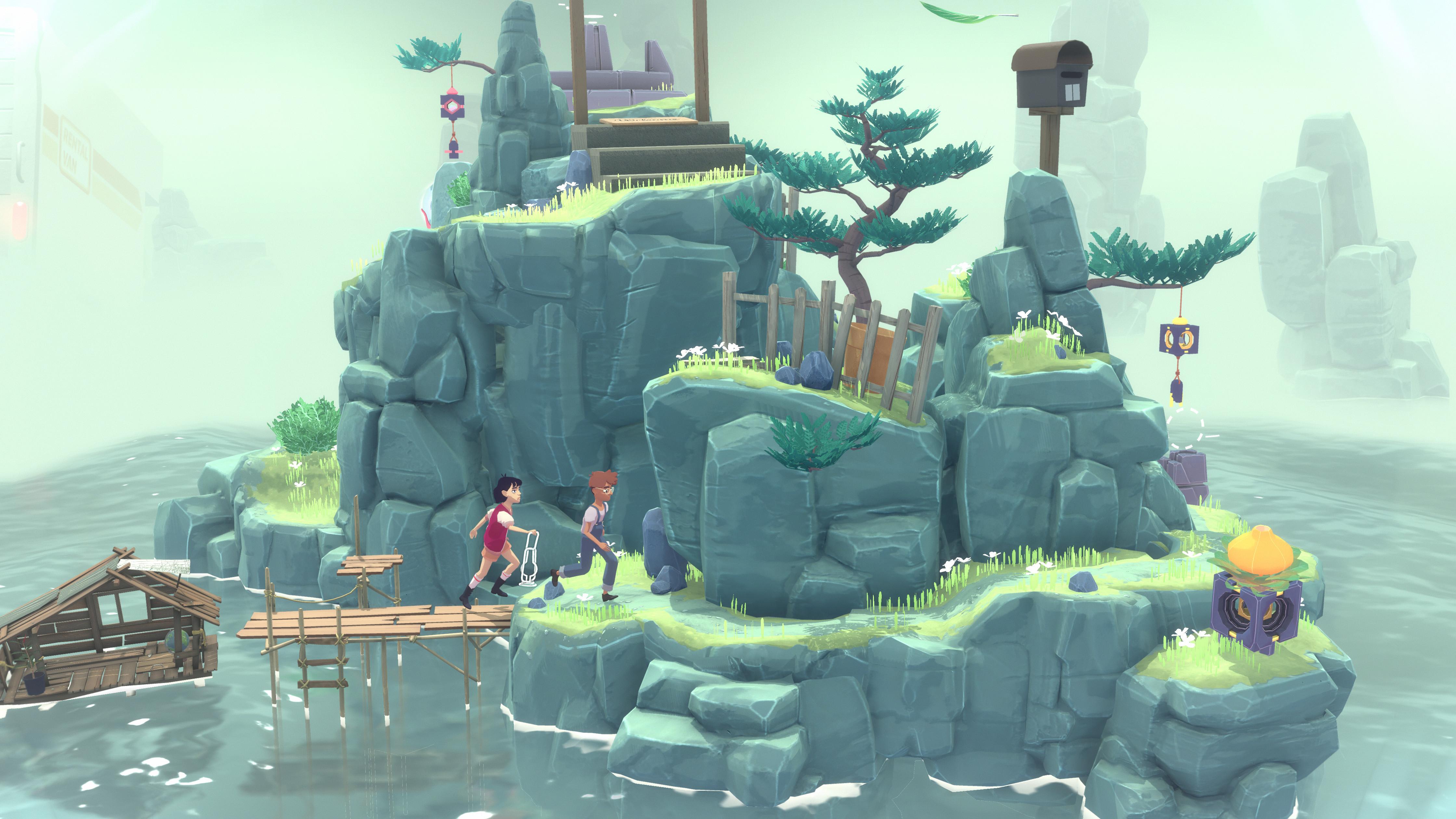 Review game The Gardens Between tình bạn diệu kì